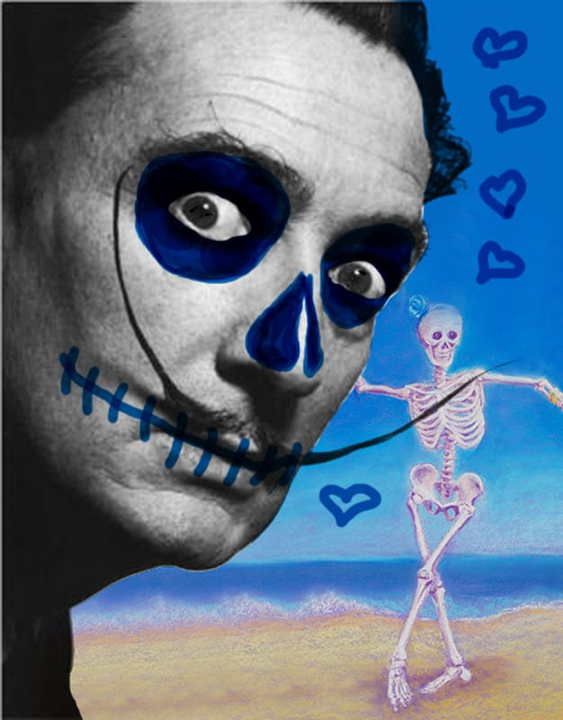 Skeletonized Dali