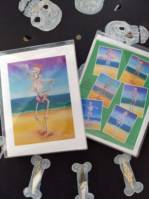 skelly xmas cards for christmas holiday giving