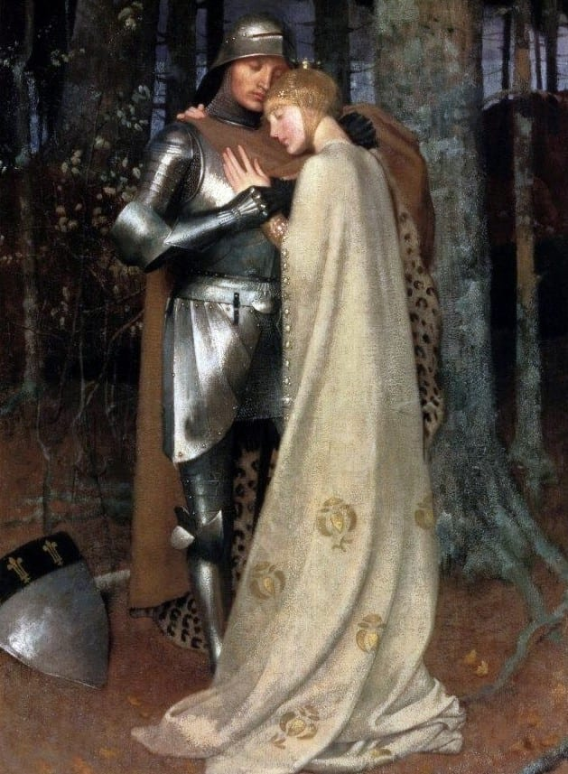 Aucassin and Nicolette, by Marianne Stokes - http://www.art.com (specific URL), Public Domain, https://commons.wikimedia.org/w/index.php?curid=4469708